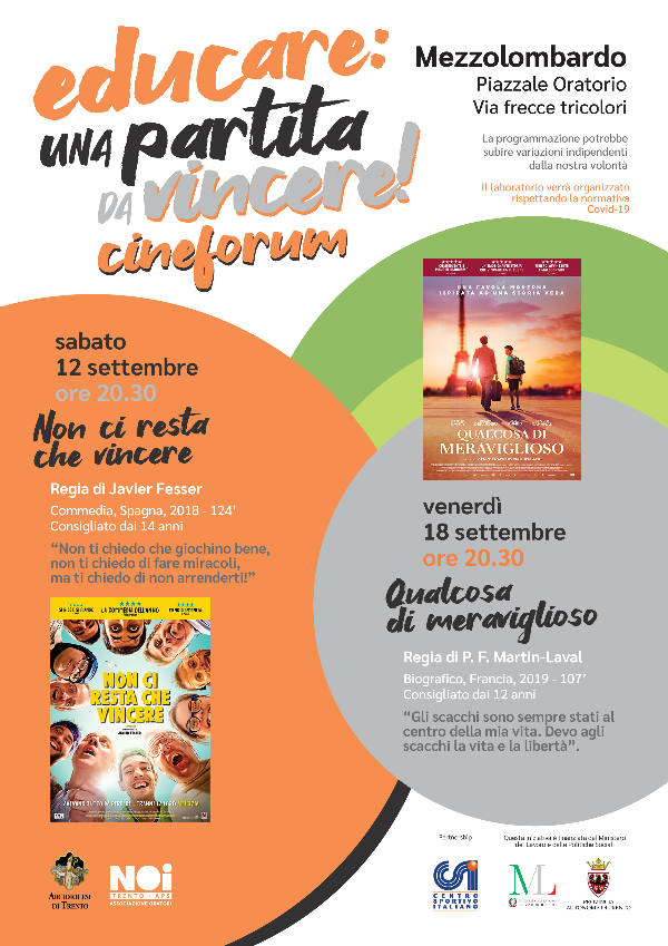 Cineforum 2020